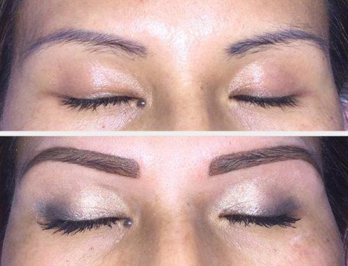 Makeup effect